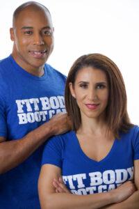 Coach Zoe Rodriguez-Keeton & Coach D.